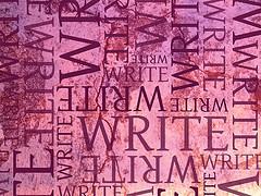 Write. by karindalziel