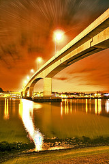 Itchen Bridge by Rhys Jones