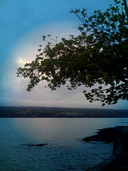 Hilo Bay Serenity by eye of einstein